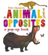*Animal Opposites* by Petr Horacek