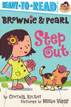 *Brownie and Pearl Step Out (Ready to Read, Pre-Level One)* by Cynthia Rylant, illustrated by Brian Biggs - beginning readers book review