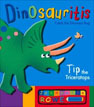 *Tip the Triceratops (Dinosauritis)* by Jeannette Rowe