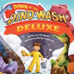 *Down at the Dino Wash Deluxe* by Tim J. Myers, illustrated by Macky Pamintuan