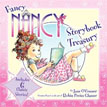 *Fancy Nancy Storybook Treasury* by Jane O'Connor, illustrated by Robin Preiss Glasser - beginning readers book review