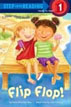 *Flip Flop! (Step into Reading - Step 1)* by Dana M. Rau, illustrated by Jana Christy - beginning readers book review