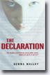 *The Declaration* by Gemma Malley- young readers book review