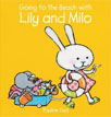 *Going to the Beach with Lily and Milo* by Pauline Oud