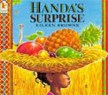 *Handa's Surprise Big Book (Reading and Math Together)* by Eileen Browne