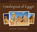 *Hatshepsut of Egypt (The Thinking Girl's Treasury of Real Princesses)* by Shirin Yim Bridges, edited by Amy Novesky, illustrated by Albert Nguyen - middle grades nonfiction book review
