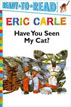 *Have You Seen My Cat? (Ready to Read)* by Eric Carle - beginning readers book review