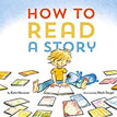 *How to Read a Story* by Kate Messner, illustrated by Mark Siegel