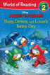 *Mickey and Friends: Goofy's Sledding Contest (World of Reading, Level 2)* by Kate Ritchey - beginning readers book review