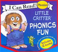 *Little Critter Phonics Fun (My First I Can Read)* by Mercer Mayer - beginning readers book review