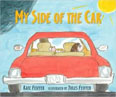 *My Side of the Car* by Kate Feiffer, illustrated by Jules Feiffer