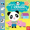 *Noodle Loves the Farm* by Marion Billet - click here for our children's board book review