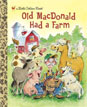*Old MacDonald Had a Farm (Little Golden Book)* by Anne Kennedy