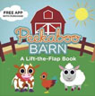 *Peekaboo Barn (A Lift-the-Flap Book)* by Nat Sims