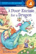 *A Poor Excuse for a Dragon (Step into Reading, Step 4)* by Geoffrey Hayes - beginning readers book review