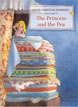 *The Princess and the Pea* by Hans Christian Andersen, illustrated by Maja Dusikova