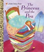 *The Princess and the Pea (Little Golden Book)* by Hans Christian Andersen, illustrated by Jana Christy