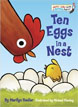 *Ten Eggs in a Nest (Bright and Early Books)* by Marilyn Sadler, illustrated by Michael Fleming - beginning readers book review