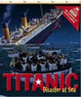 *Titanic: Disaster at Sea* by Philip Wilkinson - middle grades book review