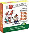 *Learn to Read with Tug the Pup and Friends! Box Set 3, Levels E-G (My Very First I Can Read!)* by Dr. Julie M. Wood, illustrated by Sebastien Braun - beginning readers book review