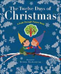 *The Twelve Days of Christmas: A Peek-Through Picture Book* by Britta Teckentrup - click here for our children's picture book review