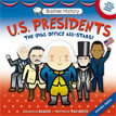 *Basher History: U.S. Presidents--Oval Office All-Stars* by Simon Basher and Dan Green - middle grades book review