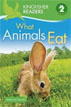 *What Animals Eat (Kingfisher Readers Level 2)* by Brenda Stones - beginning readers book review