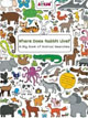 *Where Does Rabbit Live? A Big Book of Animal Searches* by Lizelot Versteeg - click here for our board book review