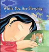 *While You Are Sleeping: A Lift-the-Flap Book of Time Around the World* by Durga Bernhard