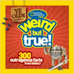 *Ye Olde Weird but True: 300 Outrageous Facts from History* by Cheryl Harness - middle grades book review