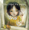 *You Make Me Happy* by An Swerts, illustrated by Jenny Bakker - click here for our picture book review