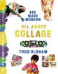 *Kids Made Modern: All About...* series by Todd Oldham - click here for our kids activities book review